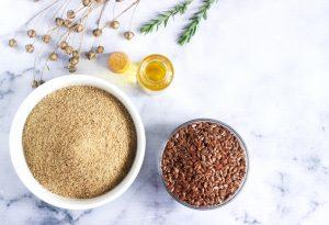BioSazio Pro Saziante Naturale Funziona semi di lino