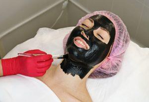 Black Mask utilizzata anche nei migliori centri estetici