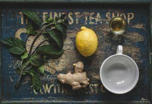 Integratori per problemi alla prostata tè verde e zenzero