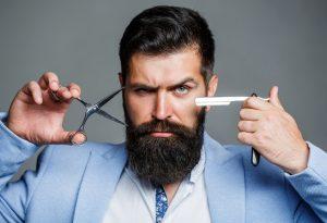Lozione per crescita veloce della barba 100% naturale