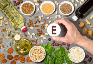 Prosta System contiene vitamina E