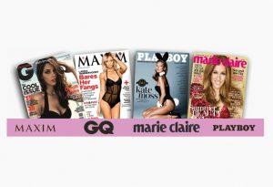Vip's Lips sulle migliori riviste