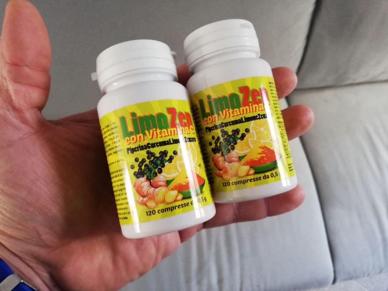 2 scatole di Limozen in offerta