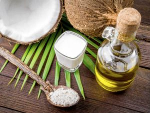 olio di cocco benefici