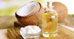 olio di cocco beauty routine