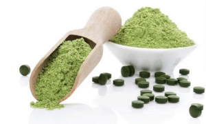 integratore all'alga spirulina