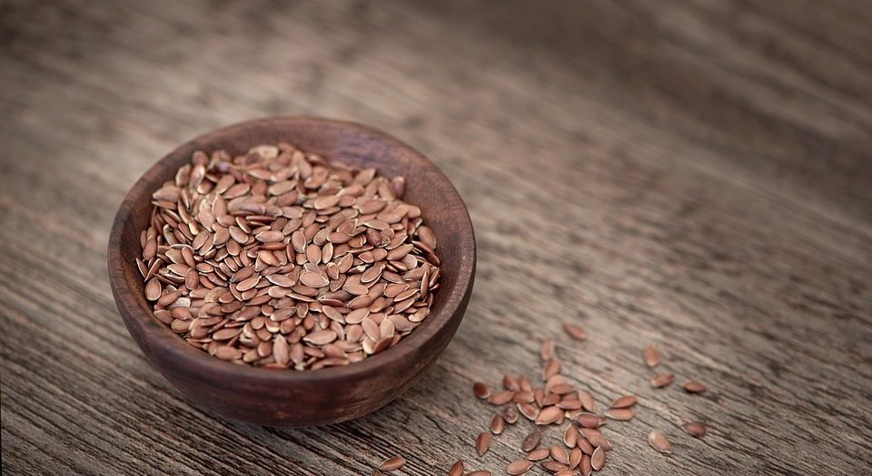 gel di semi di lino per la pelle
