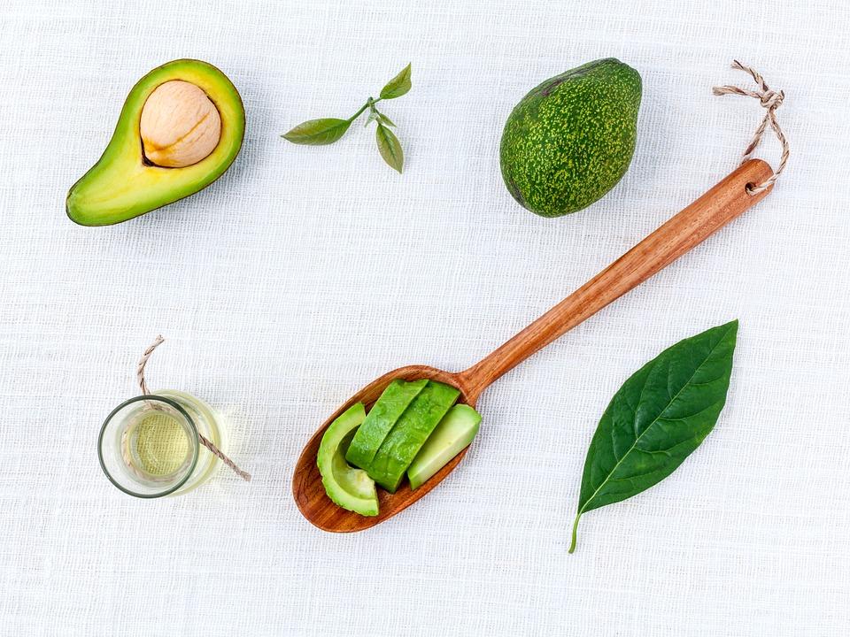 olio di avocado guida