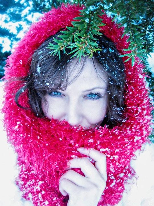capelli in inverno come proteggerli