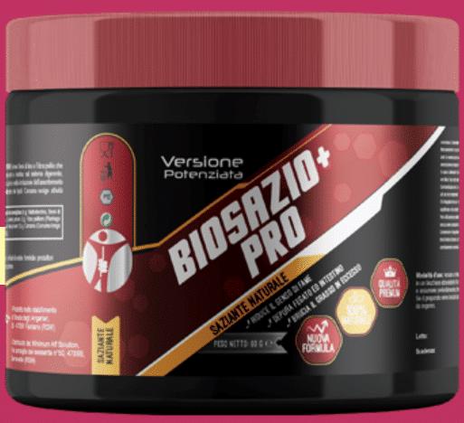 Bio Sazio+ pro saziante nuova formula potenziata