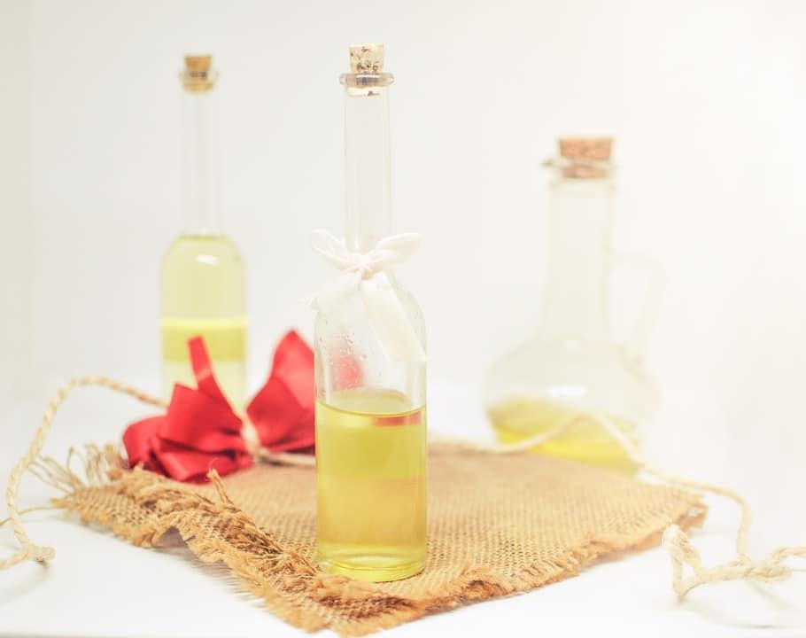 olio di germe di grano per la pelle