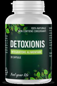 Detoxinios per purificare l'organismo