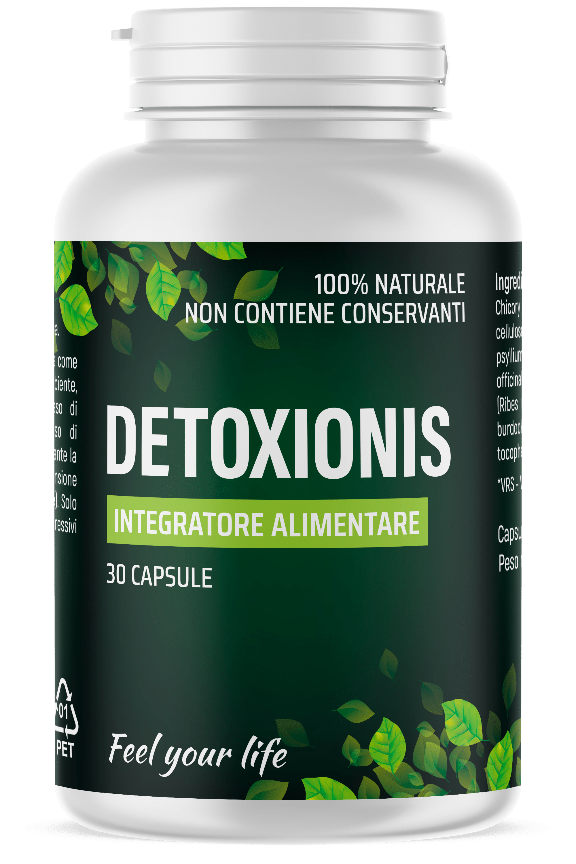 Detoxionis Funziona? Recensioni ed Opinioni