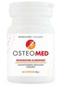 osteomed recensione