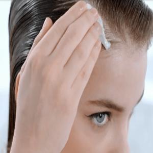 Scrub cuoio capelluto
