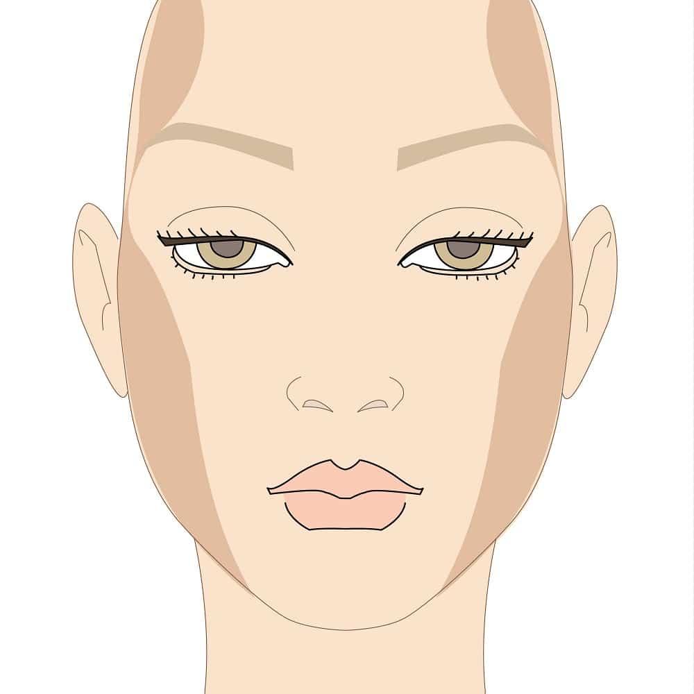 Donna con viso tondo: Consigli utili per trucco e capelli