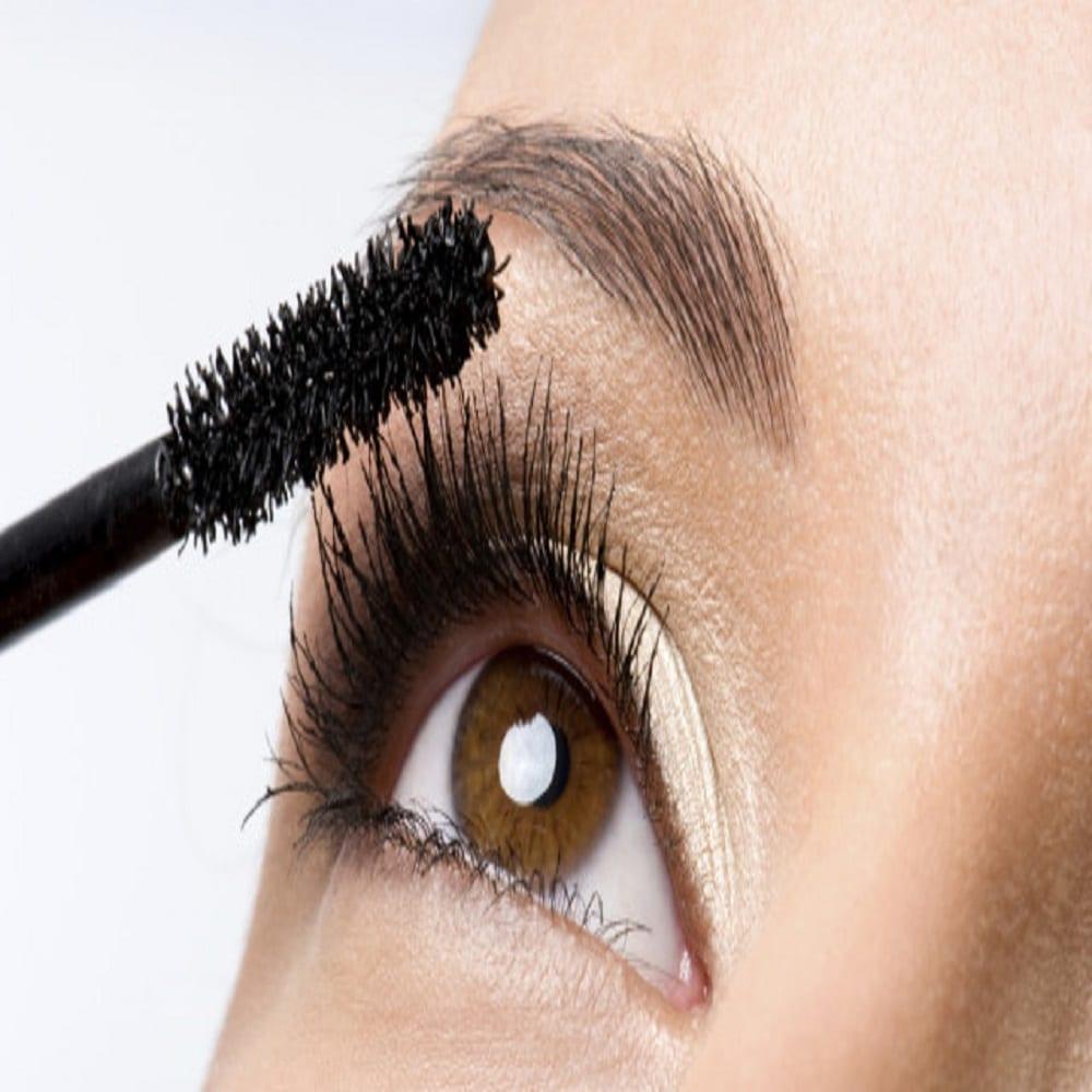 Mascara no makeup