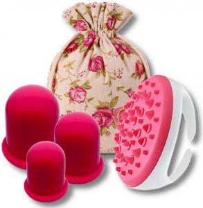 Set Massaggi Vacuum Anticellulite
