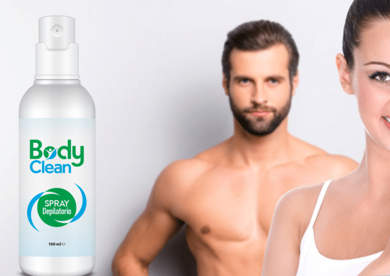 recensione clean body spray