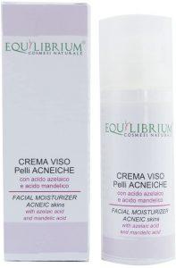 Crema viso Equilibrium per acne