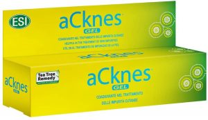 Gel acne con acido azelaico