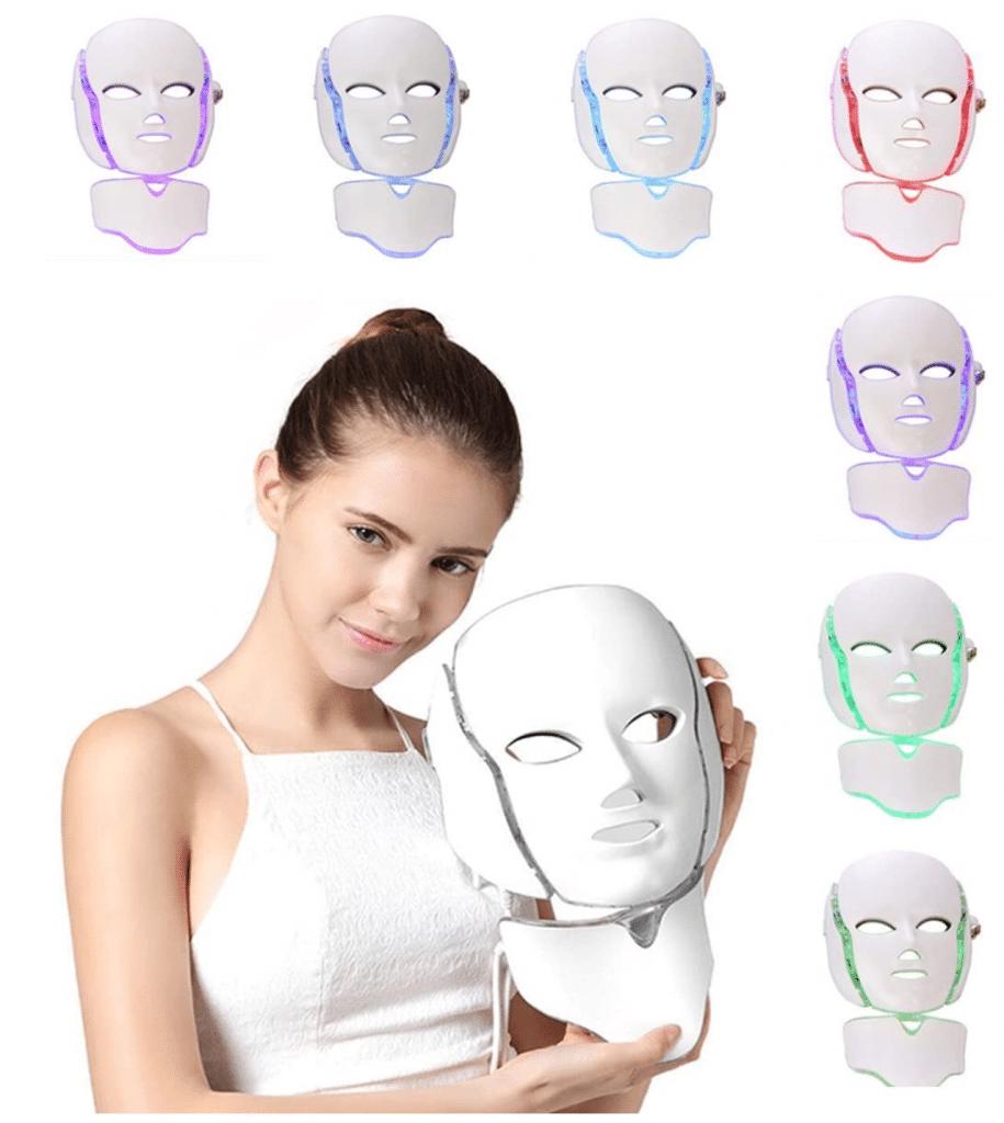 La Maschera Viso e Collo hi-tech di NBD