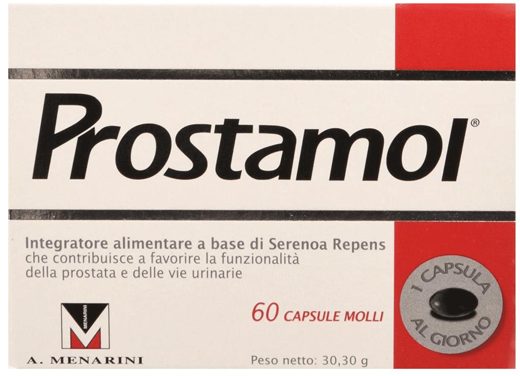 Capsule Molli di Prostamol: scopri con noi come funzionano