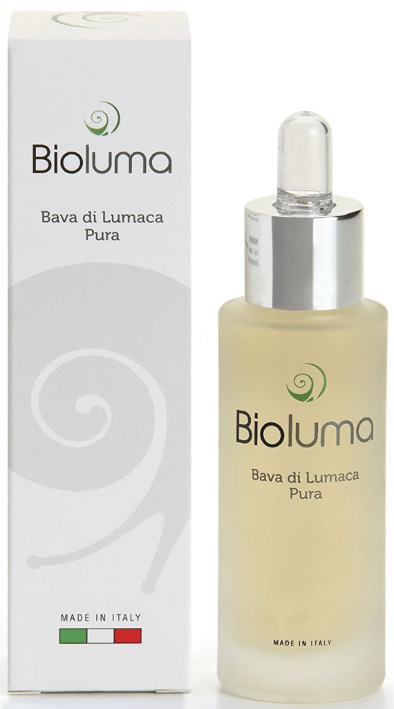 Bioluma - Ecco la bava di lumaca perfetta per il contorno occhi