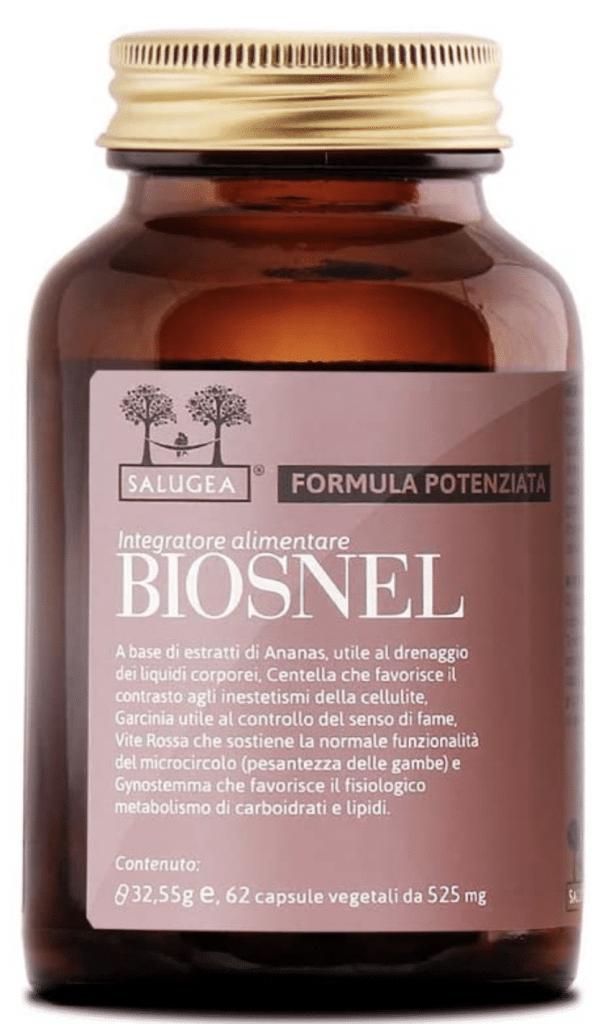 Drenaggio totale: ecco la soluzione Biosnel