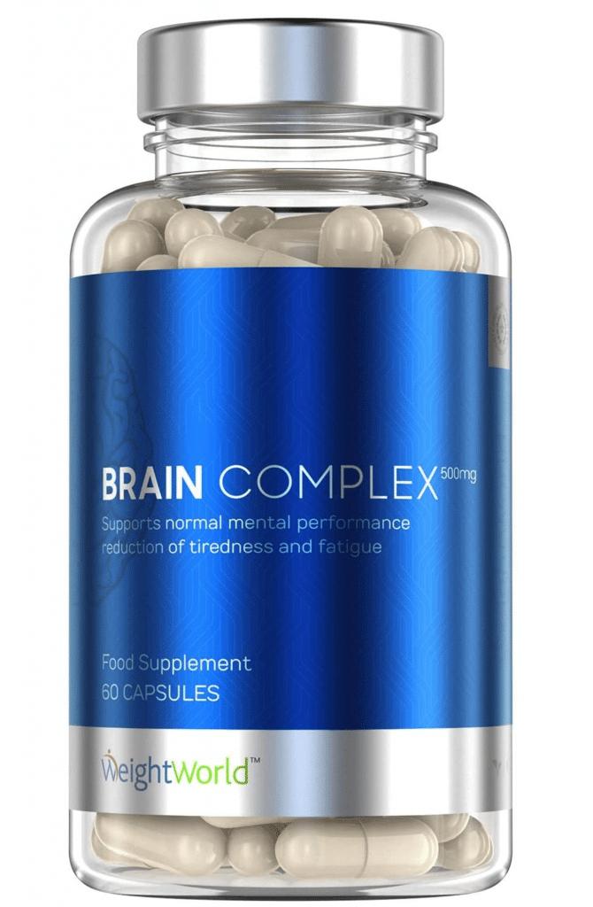 un complesso totale per la salute e la forza della nostra mente