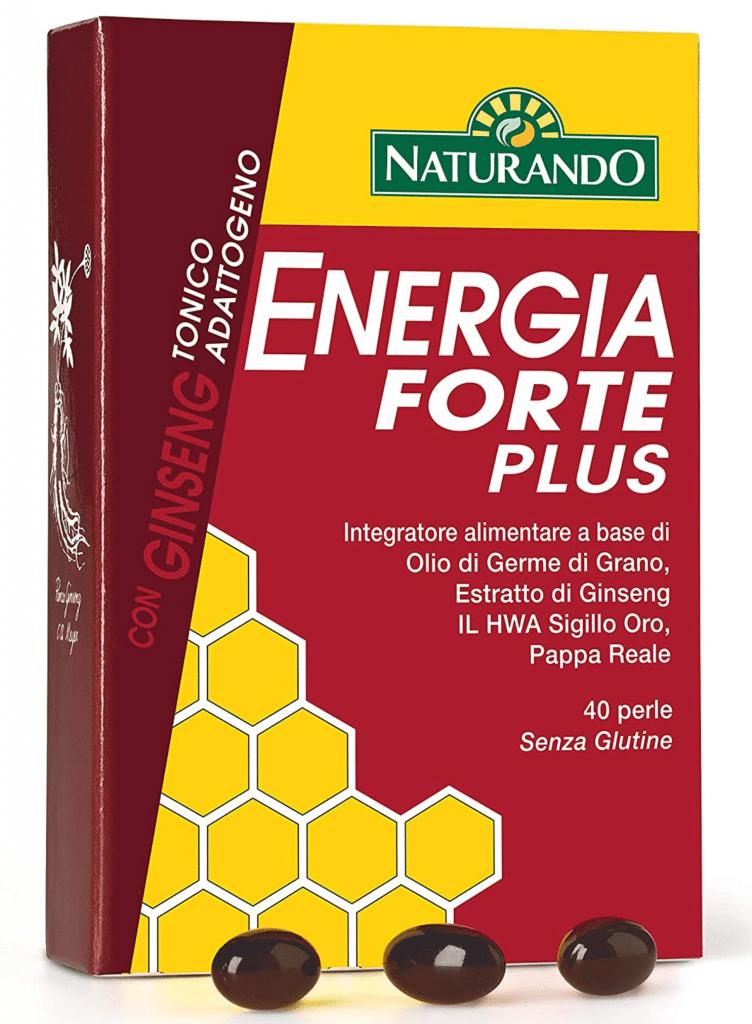 Energia Forte Plus di Naturando