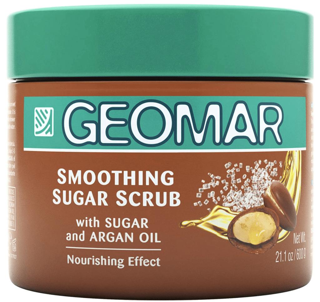 Con Zucchero e Olio di Argan: scrub e cura della pelle 2 in 1