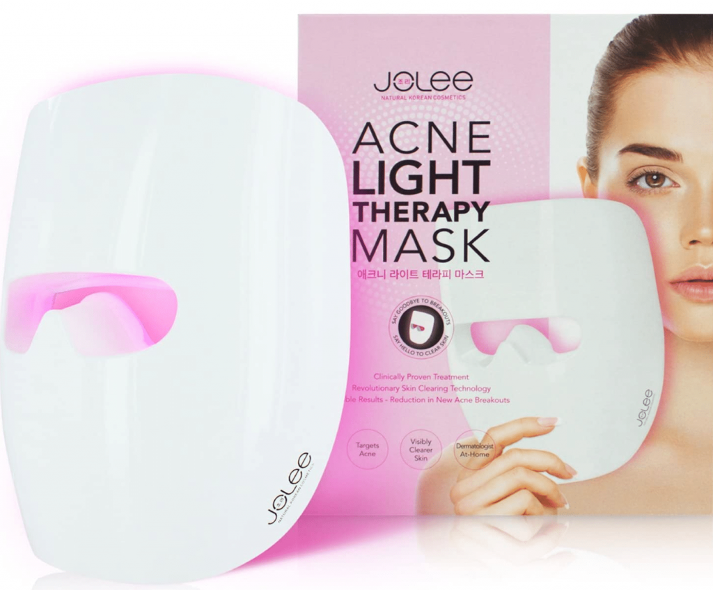 Acne Light Therapy Mask di JoLee