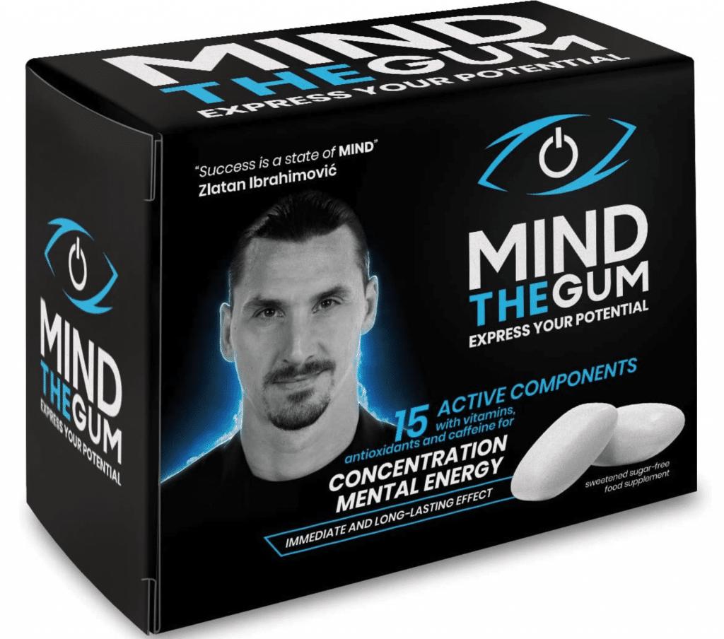 Mind the Gum per l'energia mentale