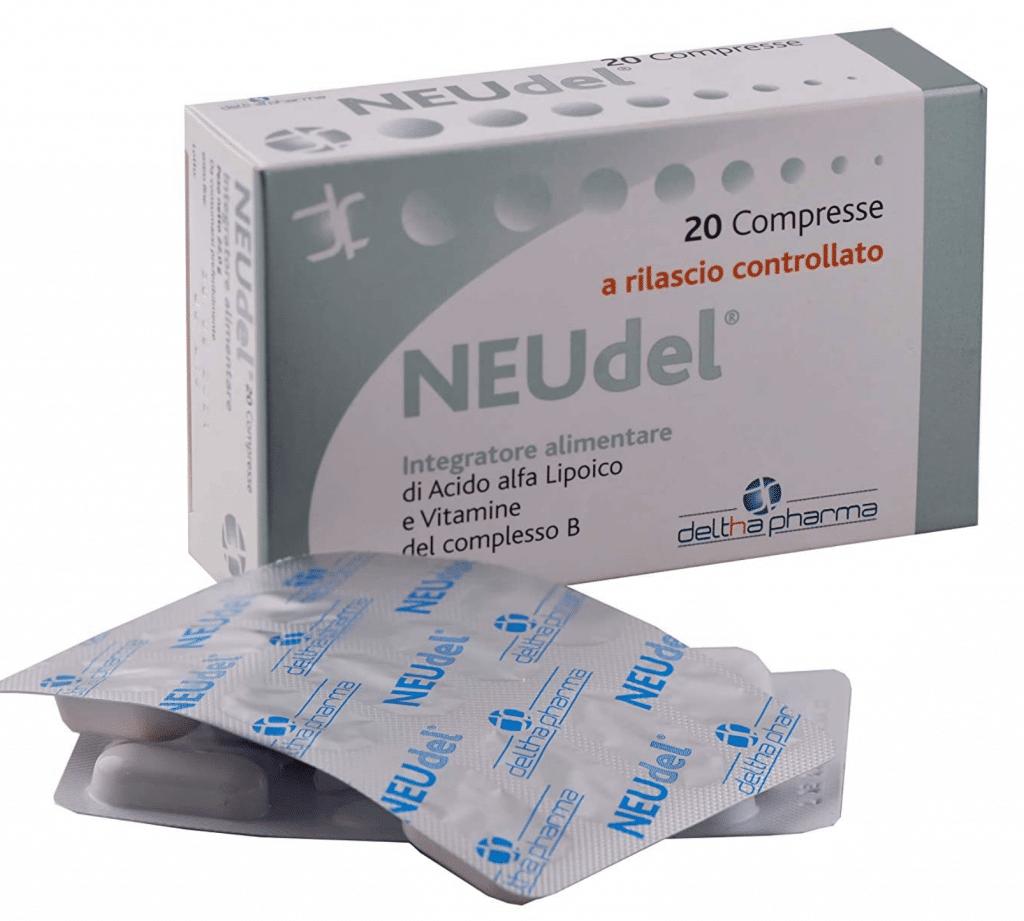 Neudel: un grande integratore per l'acido lipoico