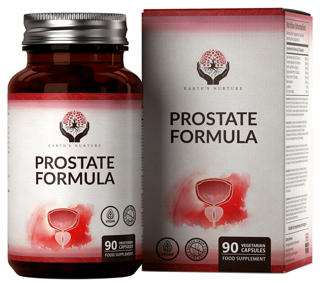Ecco la soluzione naturale offerta da Prostate Formula