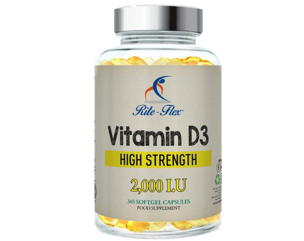 Rite-Flex offre da tempo sul mercato uno dei migliori integratori di vitamina D3
