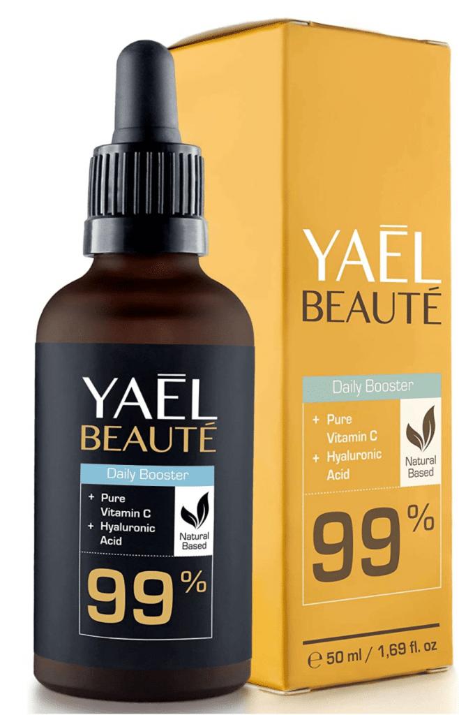 Yael Beauté: ecco il suo siero 99%