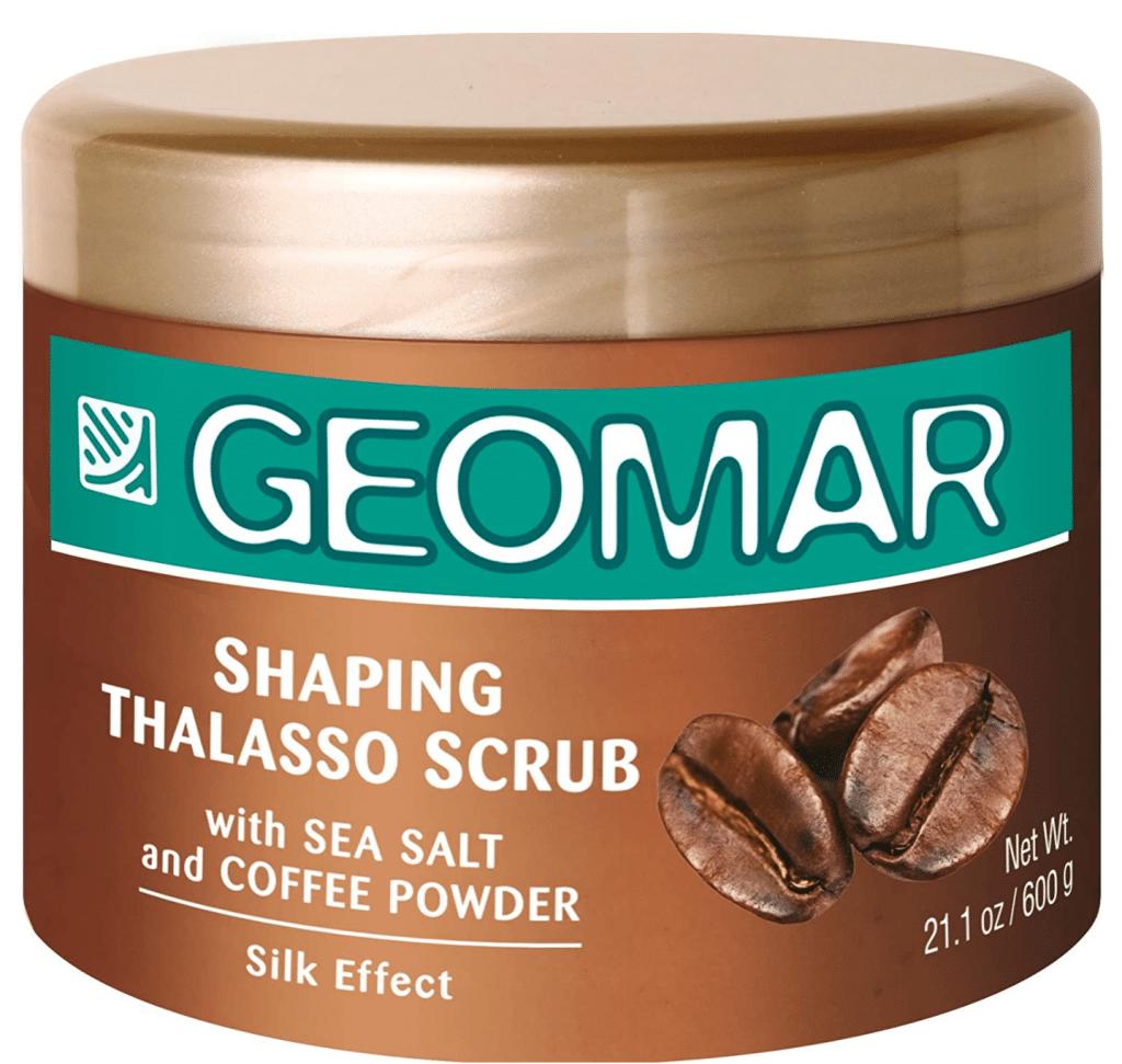 Caffè e mare: una combo perfetta per il nostro scrub
