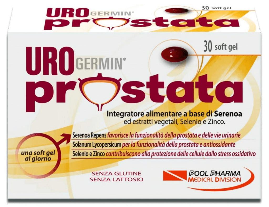 Urogermin Prostata è uno dei prodotti più conosciuti per i problemi alla prostata