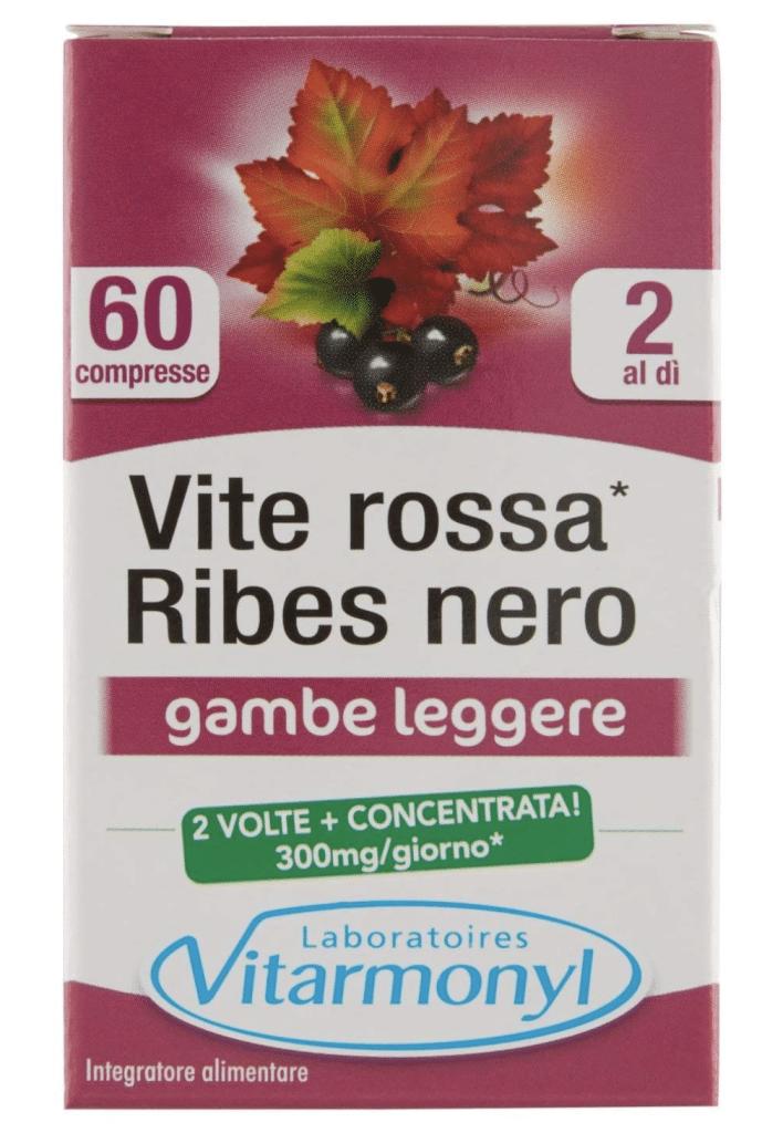 Vite Rossa e Ribes Nero di Vitarmony
