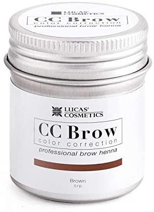 Lucas Cosmetics Henné CC Brow