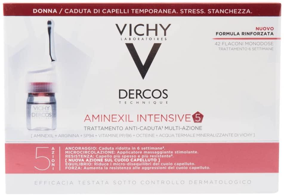 Vichy Dercos Aminexil Intensive 5