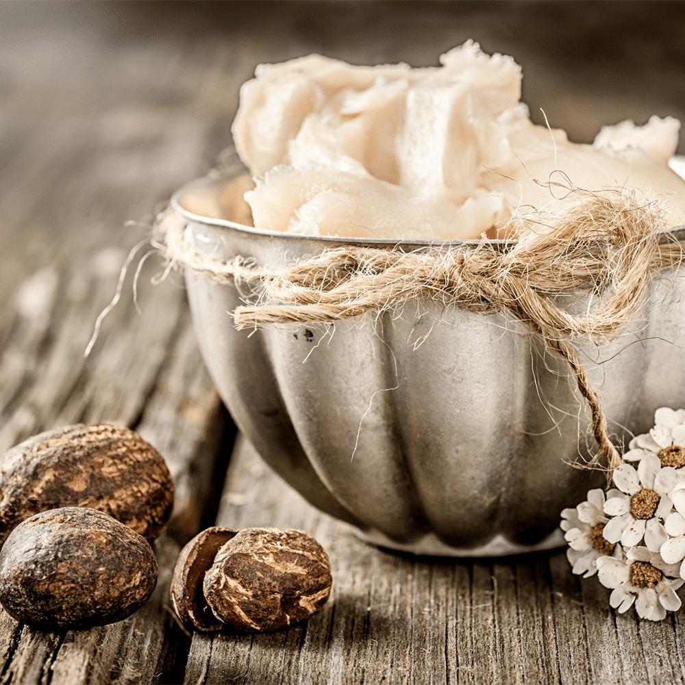 Burro di Karitè: Proprietà, usi e benefici