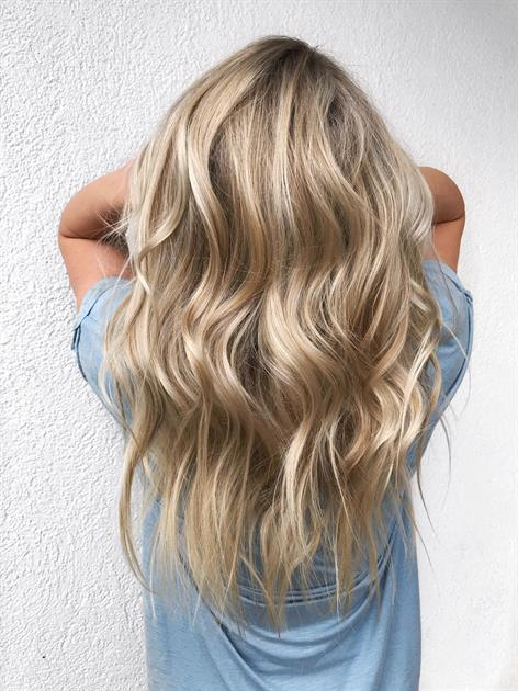 Beach Waves capelli