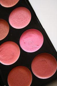 Blush rosa in crema