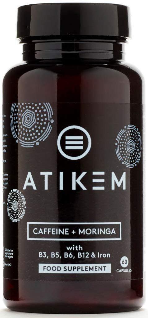 Moringa + Caffeina: integratore completo