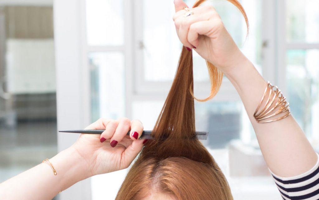 Cotonatura capelli piatti