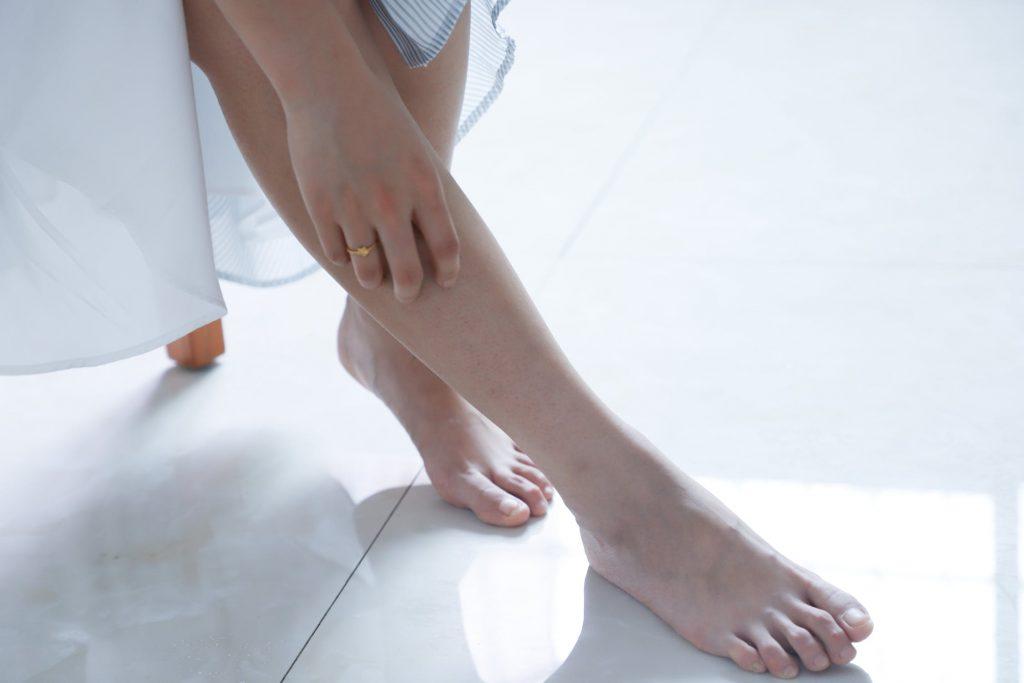 Prendersi cura dei propri piedi passa anche dalla scelta di una grande crema