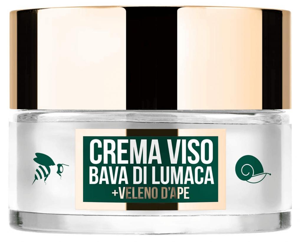 Crema viso a base di acido alttico